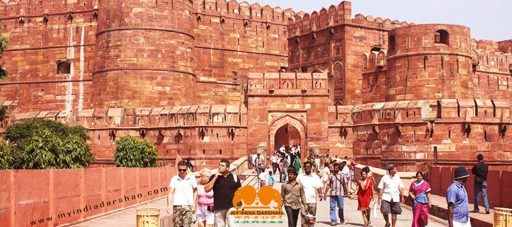 -Agra Tour | MY INDIA DARSHAN