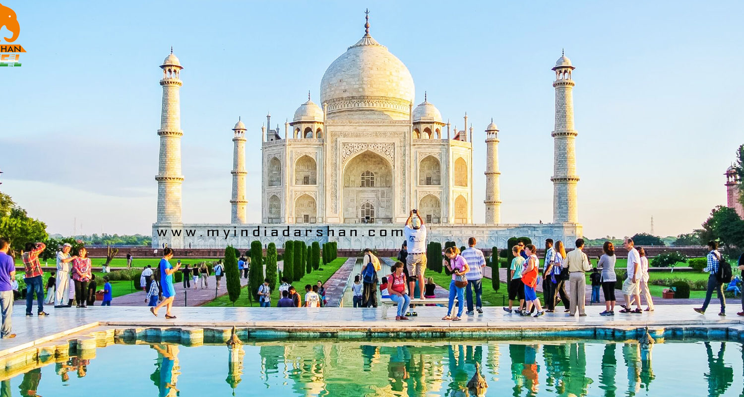 -Taj Mahal Agra Tour | MY INDIA DARSHAN