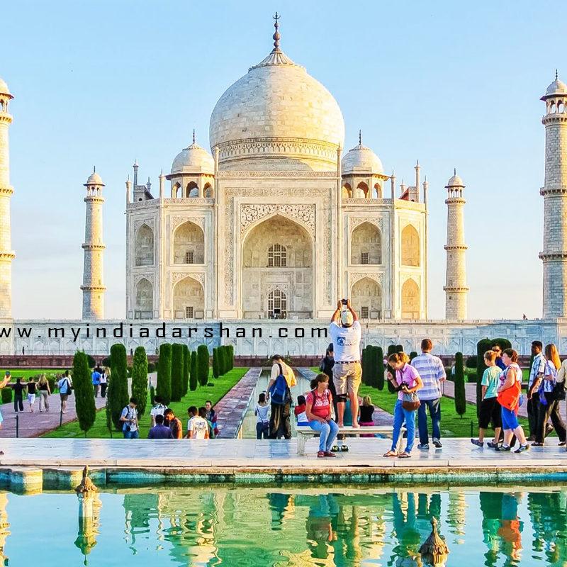 -Taj Mahal Agra Tour   MY INDIA DARSHAN