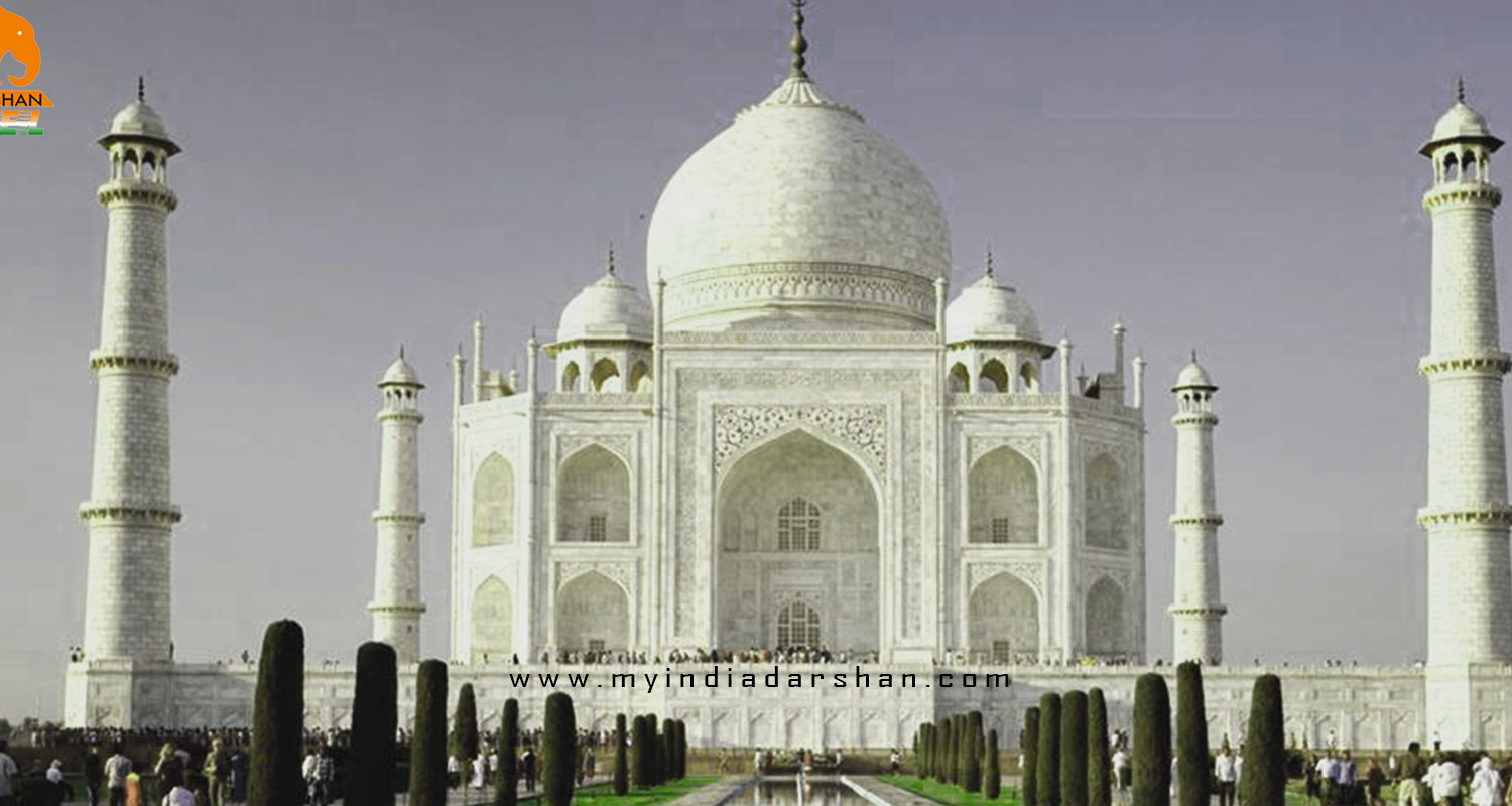 -Taj Mahal Agra Tour1 | MY INDIA DARSHAN